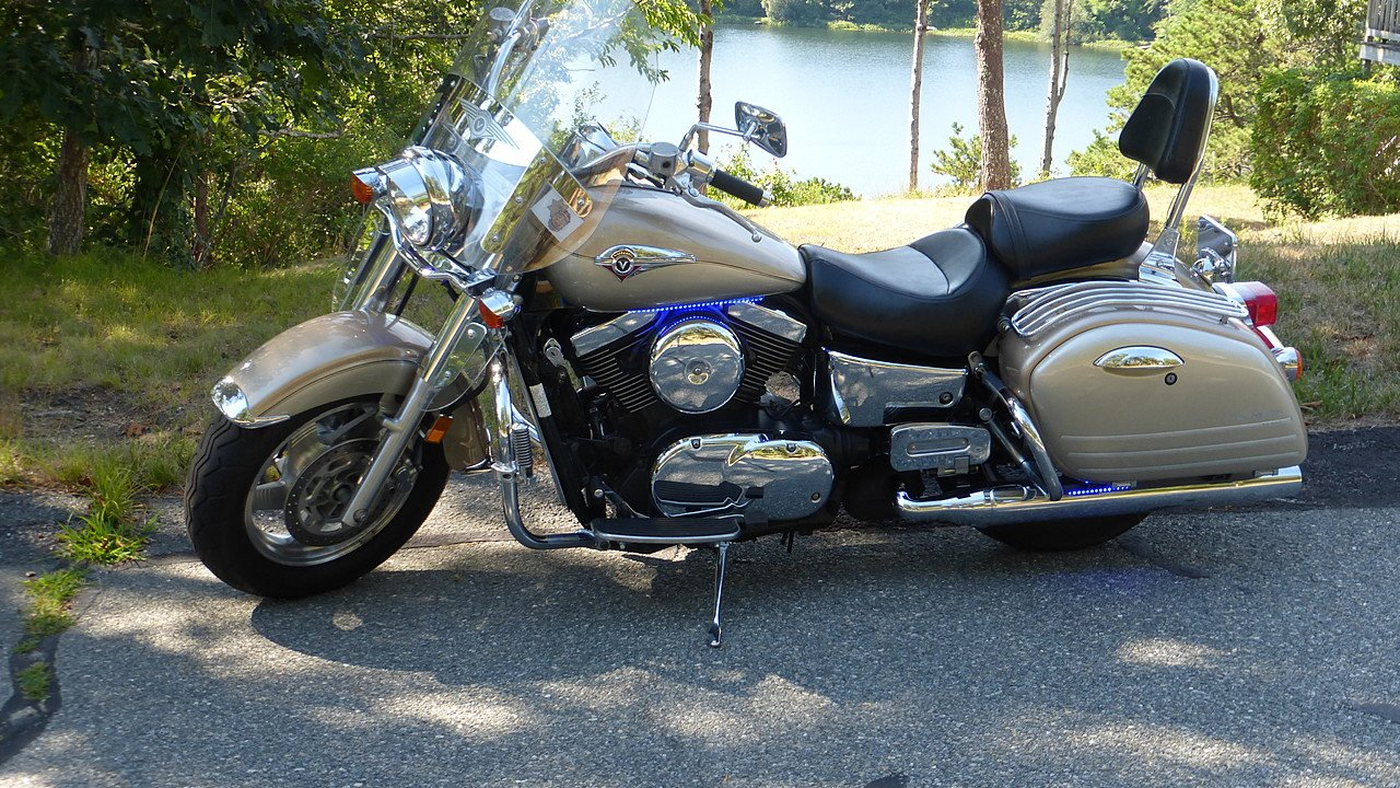 2002 kawasaki vulcan 1500 nomad for sale near chatham. Black Bedroom Furniture Sets. Home Design Ideas