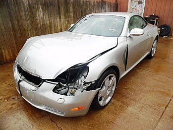 2002 Lexus SC 430 Convertible for sale 100291541