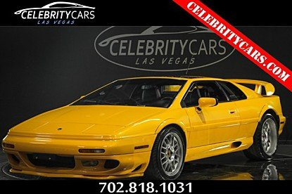 2002 Lotus Esprit for sale 100944597