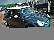 2002 MINI Cooper Hardtop for sale 100773227