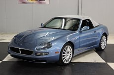 2002 Maserati Spyder for sale 100845408