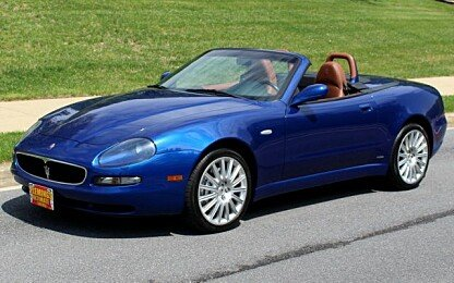 2002 Maserati Spyder for sale 100864578