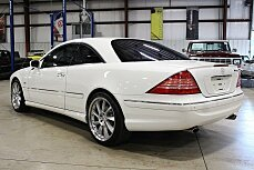 2002 Mercedes-Benz CL600 for sale 100905698