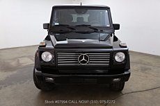 2002 Mercedes-Benz G500 for sale 100864689