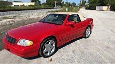 2002 Mercedes-Benz SL500 for sale 100926208