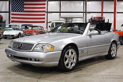 2002 Mercedes-Benz SL500 for sale 100975940