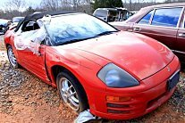 2002 Mitsubishi Eclipse Spyder GT for sale 100749774