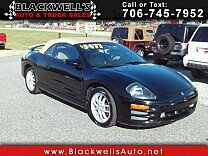 2002 Mitsubishi Eclipse Spyder GT for sale 100776748