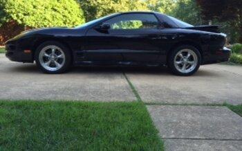 2002 Pontiac Firebird Coupe for sale 100772116