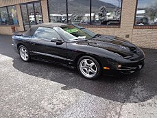 2002 Pontiac Firebird Trans Am Convertible for sale 100853441