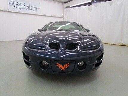 2002 Pontiac Firebird Coupe for sale 100760037