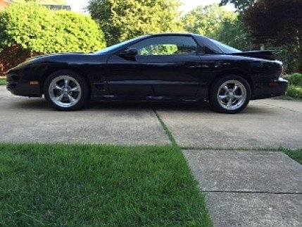 2002 Pontiac Firebird Coupe for sale 100772116
