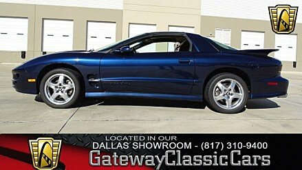 2002 Pontiac Firebird Coupe for sale 100928022