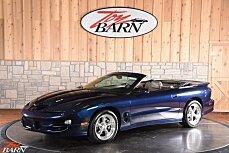 2002 Pontiac Firebird Trans Am Convertible for sale 100947193