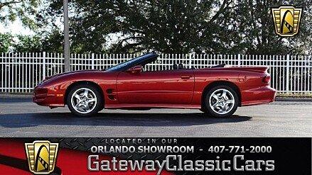 2002 Pontiac Firebird Trans Am Convertible for sale 100949888
