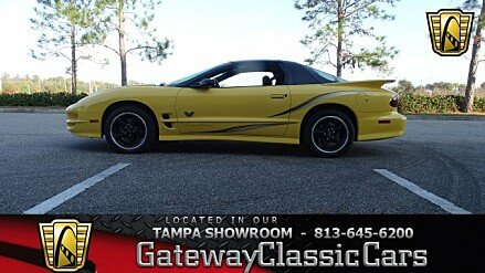 2002 Pontiac Firebird Coupe for sale 100965253