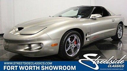 2002 Pontiac Firebird for sale 100978250