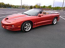 2002 Pontiac Firebird for sale 100984257