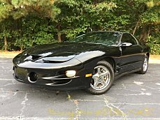 2002 Pontiac Firebird Coupe for sale 101006632