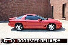 2002 Pontiac Firebird Coupe for sale 101018646