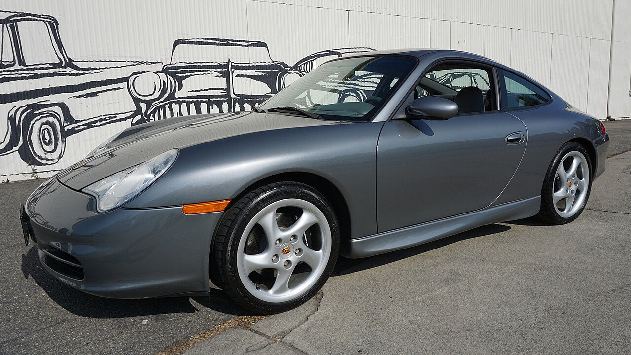 2002 Porsche 911 Coupe for sale 100923870