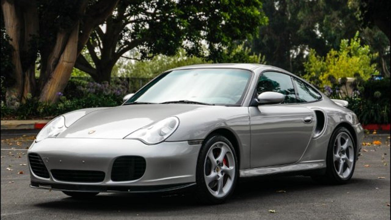 2002 Porsche 911 Turbo Coupe for sale 101007891