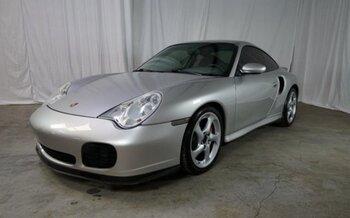 2002 Porsche 911 Turbo Coupe for sale 100923197