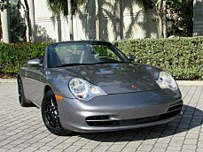 2002 Porsche 911 Cabriolet for sale 100928147