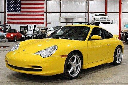 2002 Porsche 911 Coupe for sale 100934730