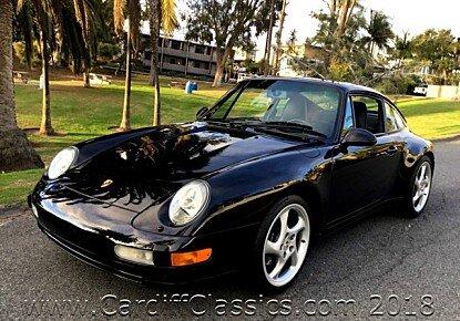 2002 Porsche 911 Coupe for sale 100954017