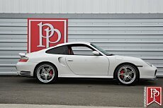 2002 Porsche 911 Turbo Coupe for sale 100962148