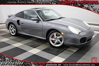 2002 Porsche 911 Turbo Coupe for sale 100975070