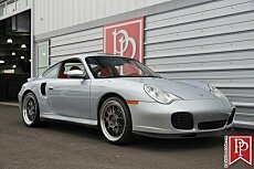 2002 Porsche 911 Turbo Coupe for sale 100976998