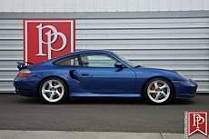 2002 Porsche 911 Turbo Coupe for sale 100983352