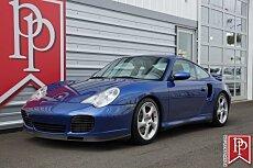 2002 Porsche 911 Turbo Coupe for sale 100983352