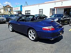 2002 Porsche 911 Cabriolet for sale 100996845