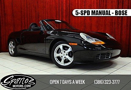 2002 Porsche Boxster for sale 100773815