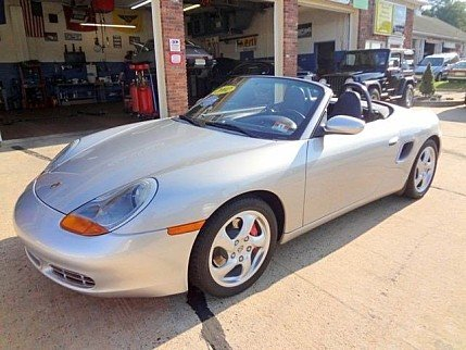 2002 Porsche Boxster S for sale 100780676