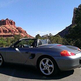 2002 Porsche Boxster S for sale 100782467