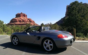 2002 Porsche Boxster S for sale 100782467