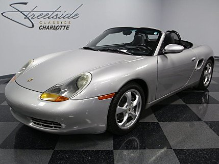 2002 Porsche Boxster for sale 100831858