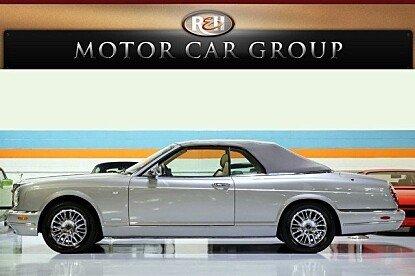2002 Rolls-Royce Corniche for sale 100783079