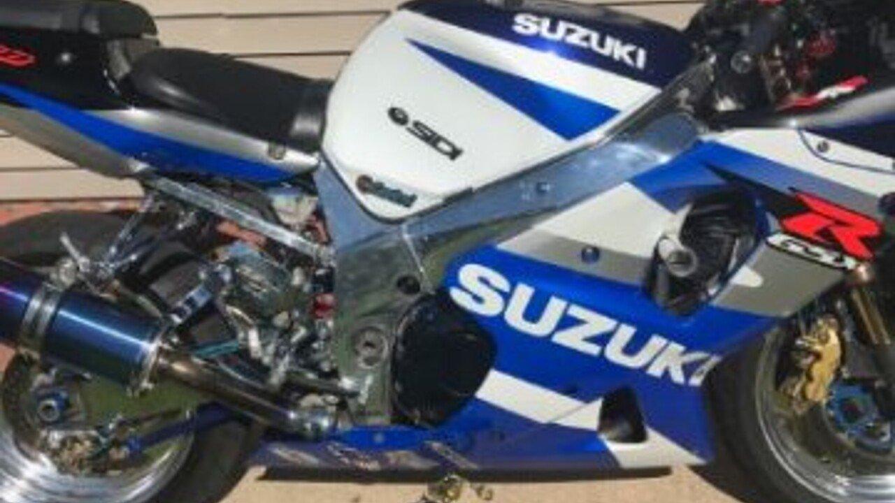 2002 Suzuki GSX-R1000 for sale 200491449