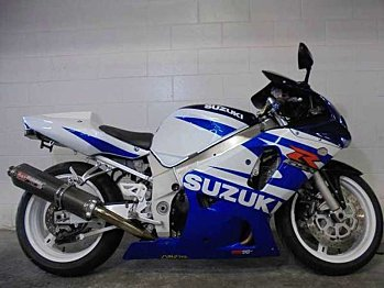 2002 Suzuki GSX-R600 for sale 200431098