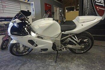 2002 Suzuki GSX-R750 for sale 200527902