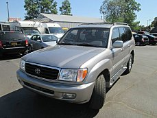 2002 Toyota Land Cruiser for sale 100794646