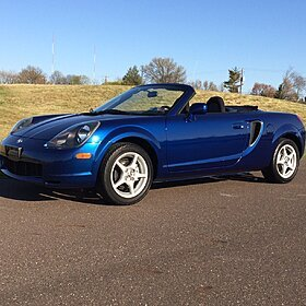 2002 Toyota MR2 Spyder for sale 100835984
