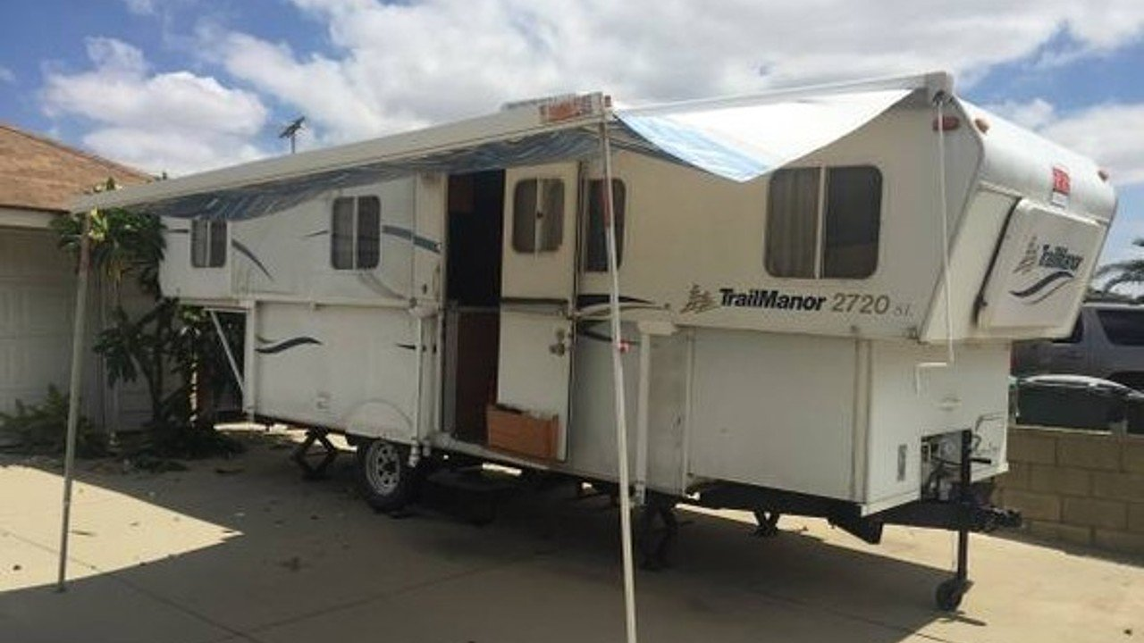 2002 TrailManor Model 2720 for sale 300153677