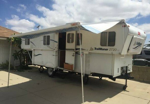 Trailmanor Rvs For Sale Rvs On Autotrader