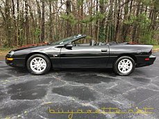 2002 chevrolet Camaro Z28 Convertible for sale 100954307
